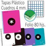 Libretas Antartik Tapas plastico