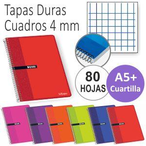 Libretas, Cuadernos Tapas duras