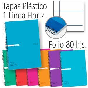 Libretas, cuadernos con tapas