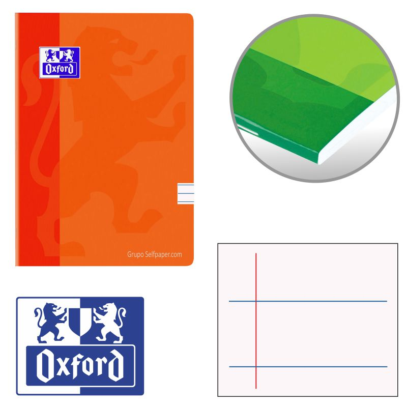 libretas grapadas oxford 100103428