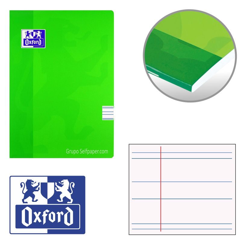 libretas grapas oxford 100105717