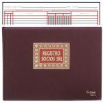 Libro Registro Socios, SRL,