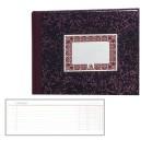 Libro de Caja, cartoné,