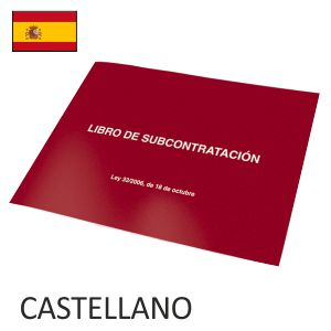 Libro de subcontratacion oficial