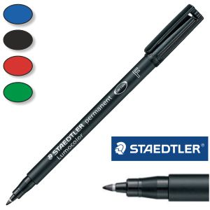 Rotulador permanente indeleble Staedtler