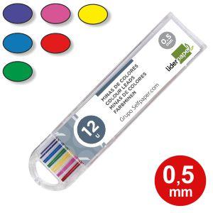 Minas de Colores 0.5mm
