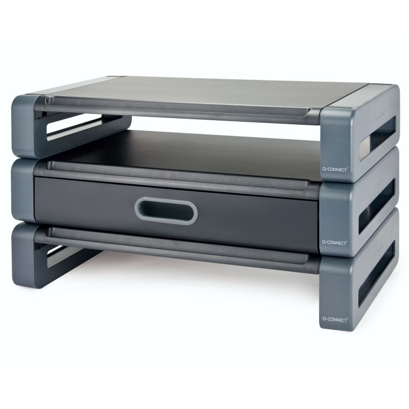 modulo apilable soporte monitor q connect