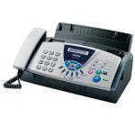 Fax Brother T-104 Tranferencia