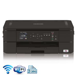 Multifuncion Brother DCP-J572DW Wifi, doble cara automatica