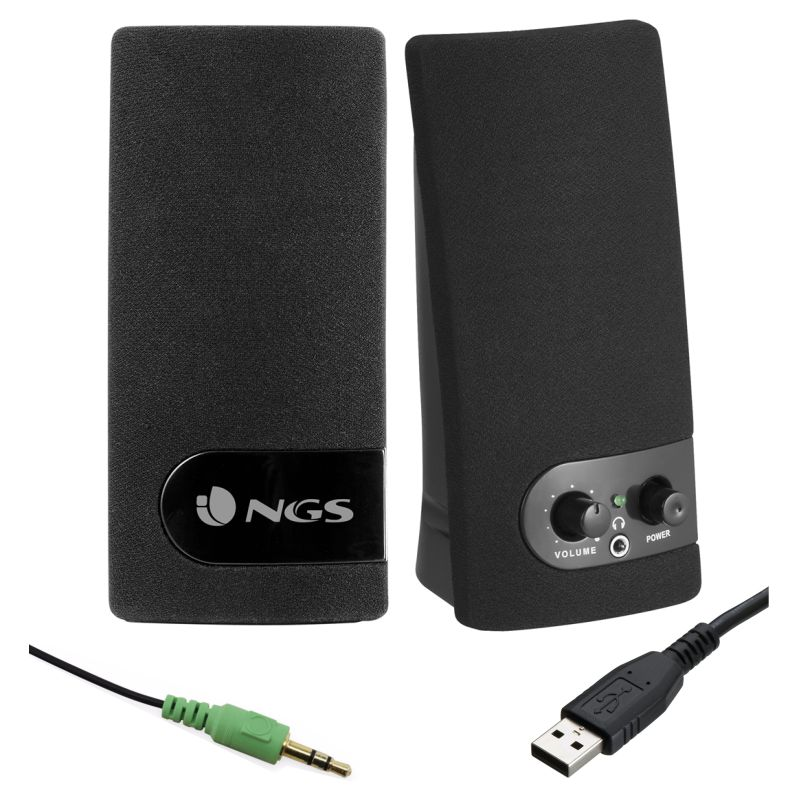 ngs sb150 altavoces para pc o portatil