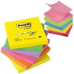 Notas Adhesivas Post-it Z-notes