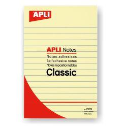 Notas Adhesivas XL Rayadas