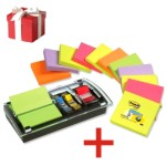 Notas Adhesivas Post-it Z Colores+dispensador