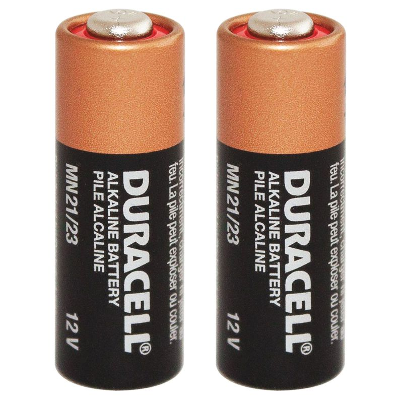 pack 2 pilas duracell 23a mn21