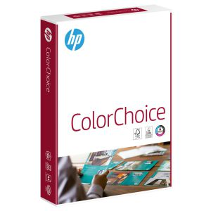 Papel A4 Laser / inkjet HP Colorchoice 250 gramos CHP756