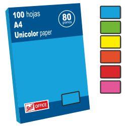 Papel Color Din A4
