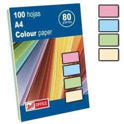Papel de colores A4