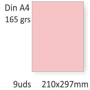 Papel Din A4 color