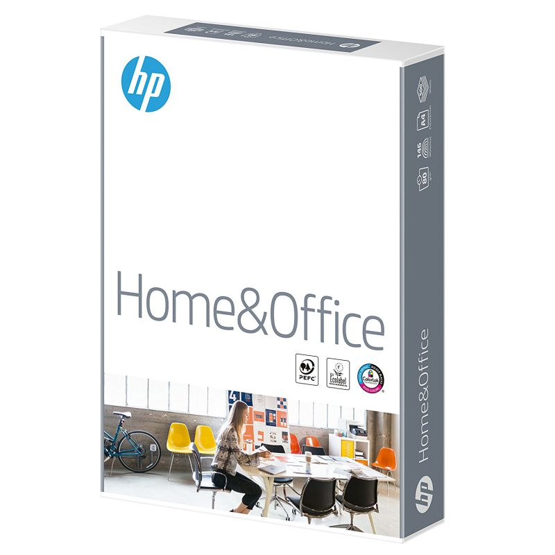 papel din a4 folios hp home and office chp150
