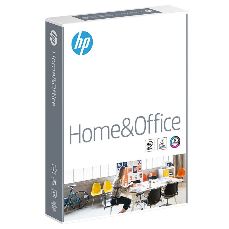 Comprar Papel HP Home & Office Din A4 80 grs 500 hojas ( folios )