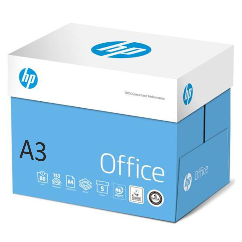 papel hp office din a3 chp120 economico