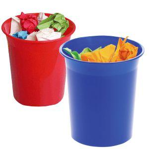 Papelera Plastico 14 litros