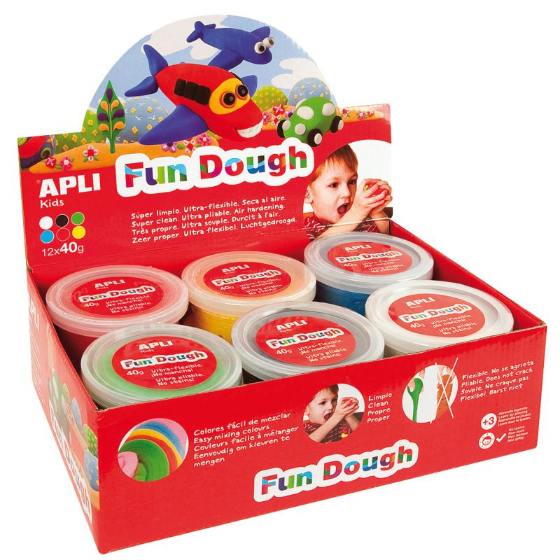 Pasta Apli Fun Dough