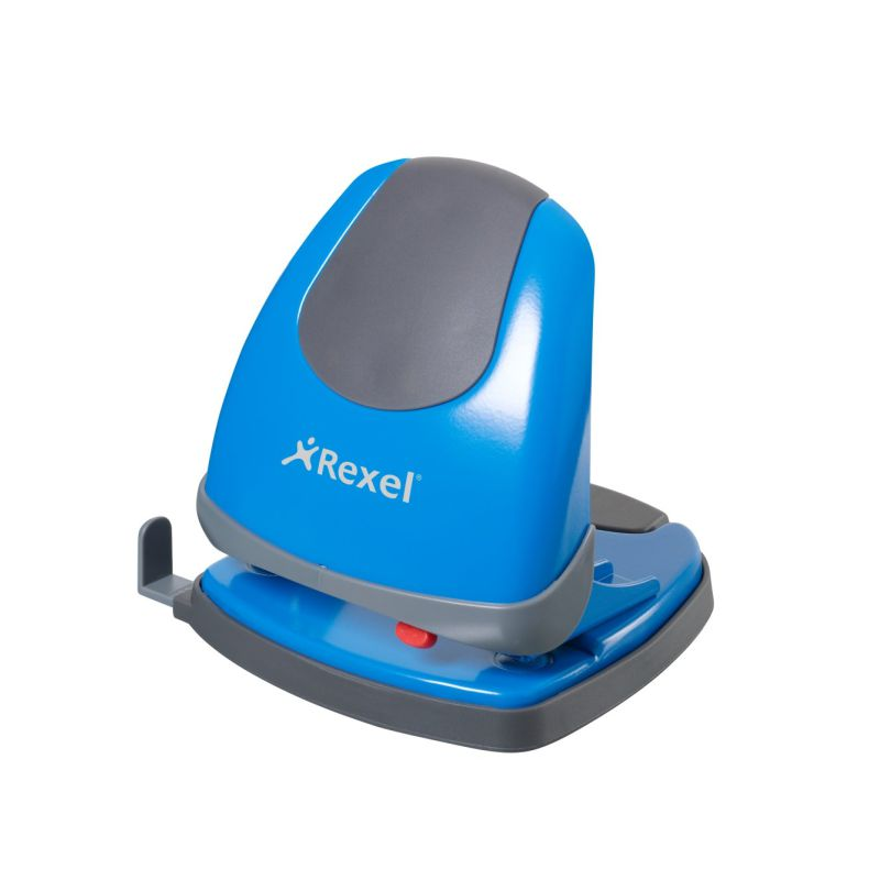 Perforadora Rexel Easy Touch Azul 2102641