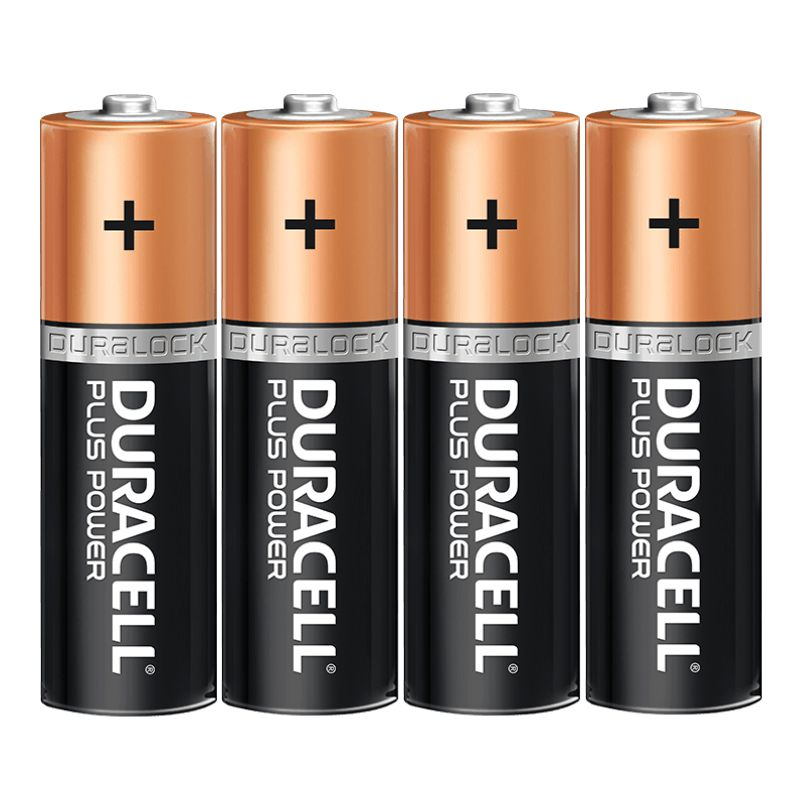 pila duracell plus power aa lr6 mn1500 940279