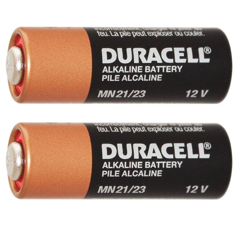 pilas alcalinas duracell lr23a mn21 pack