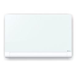Pizarra blanca de Cristal
