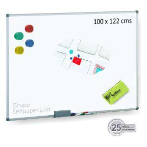 Pizarra Blanca Magnetica 100x122