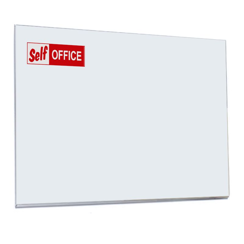 placa pared folio din a4 apaisado horizontal 6156