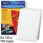 Plastico plastificar fundas fellowes
