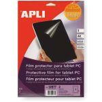 Plastico protector film pantalla