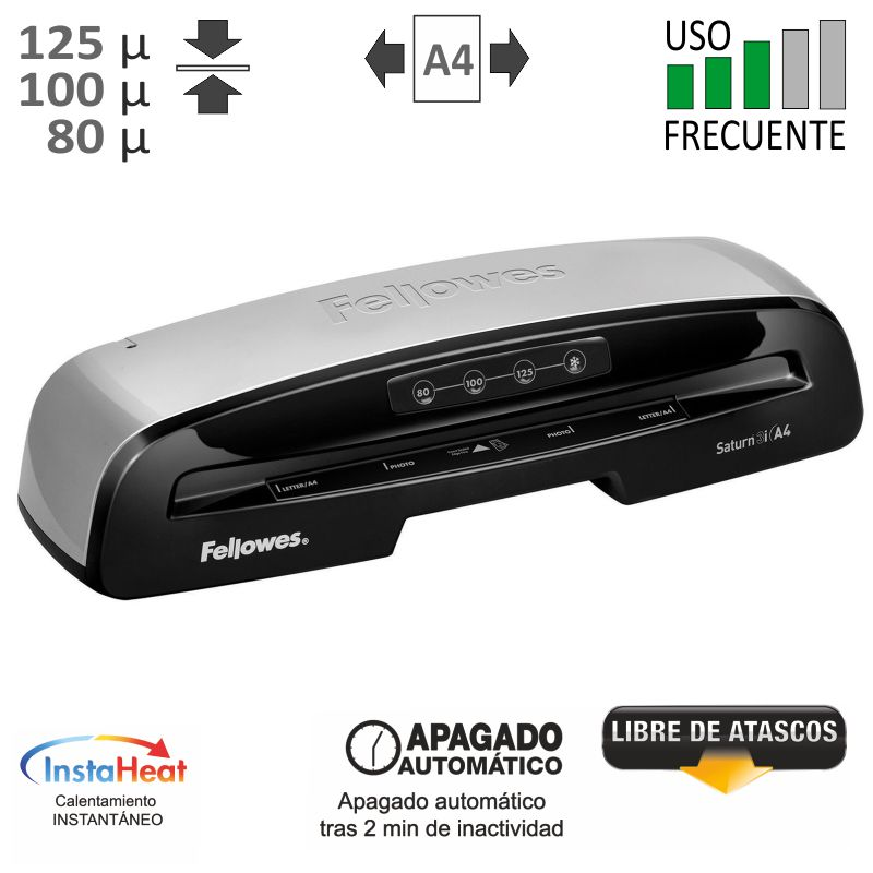 Plastificadora Fellowes Saturn 3i