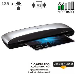 Plastificadora Fellowes Spectra Din