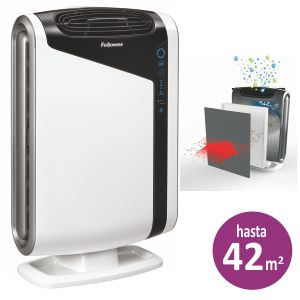 Purificador de aire Fellowes DX95 Hasta 42 m2 filtro Hepa