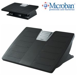Comprar reposapies fellowes microban office suites - anti bacterias