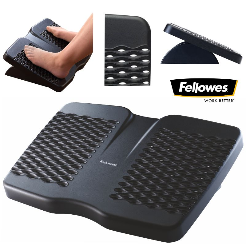 reposapies fellowes 8066001 refresh rejilla