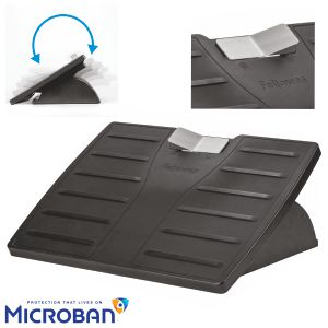 Reposapies Fellowes Microban, anti bacterias, Office Suites