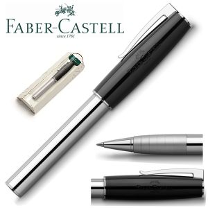 Roller ball Faber-Castell Loom Piano Negro