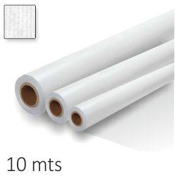 Rollo papel continuo blanco