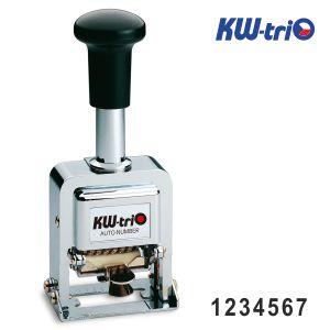 Numerador automático Kwtrio 7