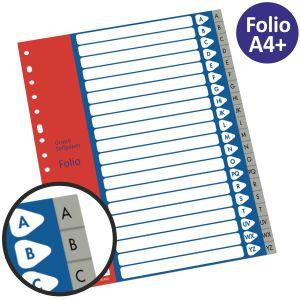 Separador abecedario folio Dohe