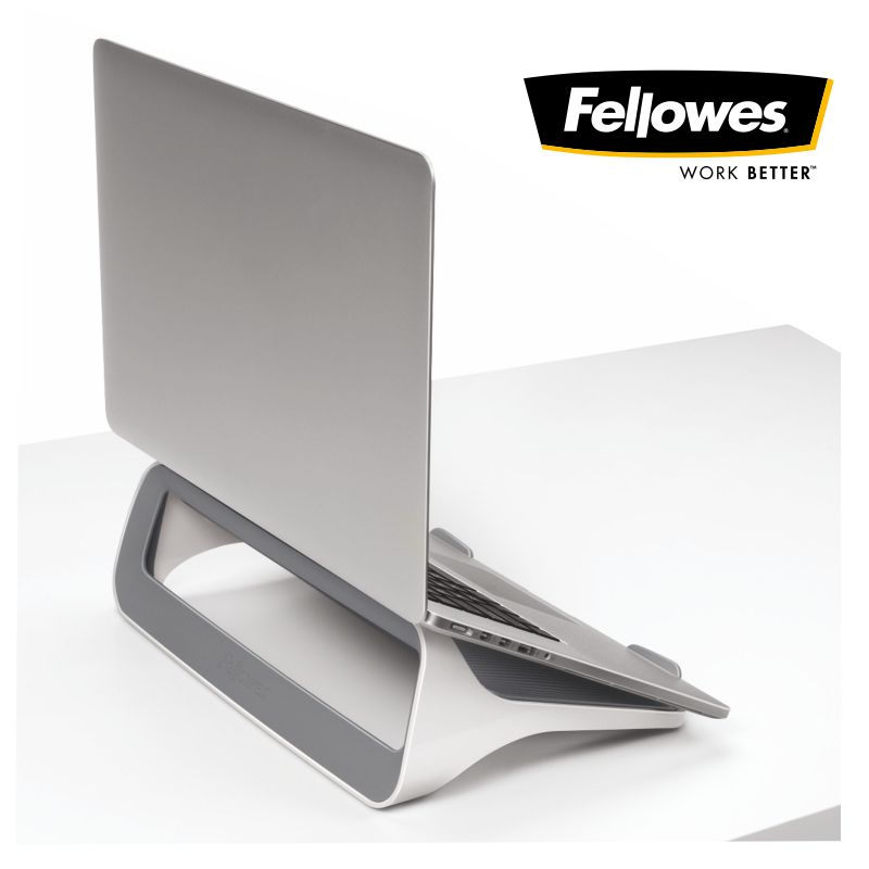 soporte para portatil macbook apple fellowes