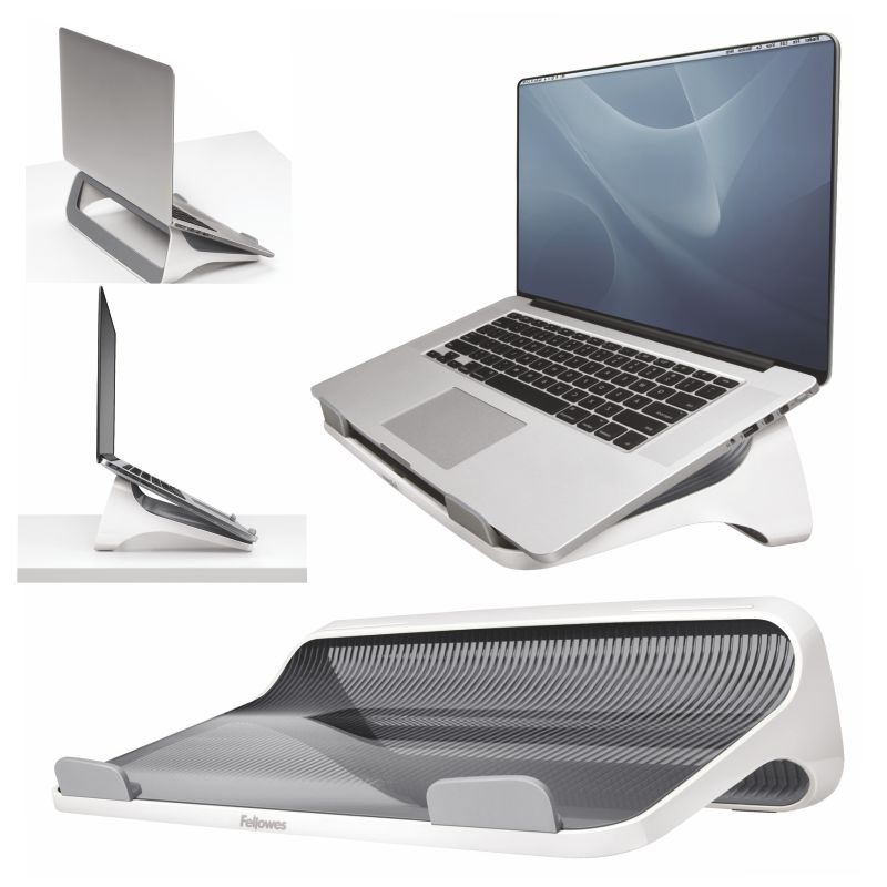 soporte portatil blanco fellowes i spire 9311202