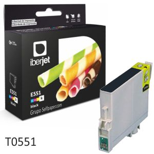 T0551 cartucho compatible Epson