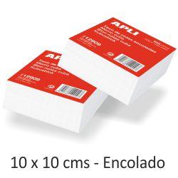 Taco Notas papel 10x10