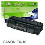 Toner Compatible genérico Canon